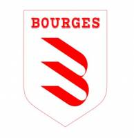 Bourges Foot 18 Logo